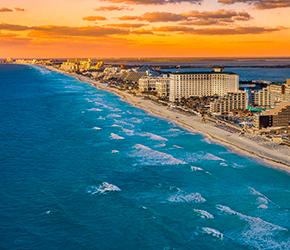Hoteles/ en Cancún